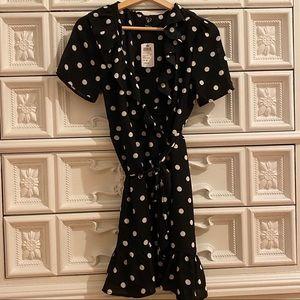 NWT Polk-a-dot Dress